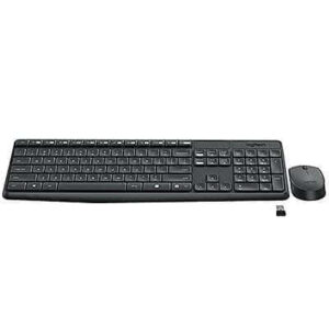 Logitech MK235 Wireless Keyboard & Mouse Combo